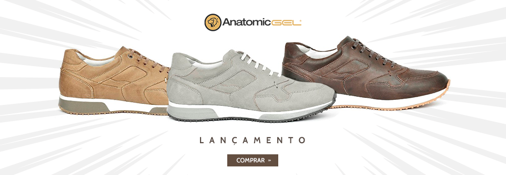 Sapatênis | Anatomic Gel 2320