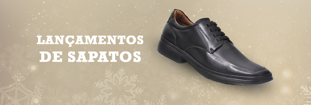 Natal | Sapato